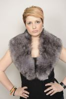 COLLAR_SKIN_FOX_GREY_BLACK_SNOWTOP_CODE_00356_
