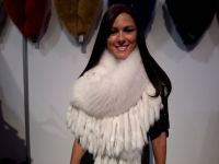 COLLAR_SKIN_FOX_WHITE_WITH_WHITE_REX_FRINGE_CODE_665_